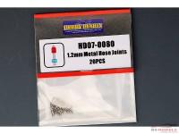 HD070080 1.2 mm Metal Hose joints Multimedia Accessoires