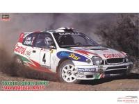 "HAS20202 Toyota Corolla WRC  ""Castrol"" Portugal 1999  Sainz/Auriol Plastic Kit"