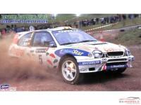 "HAS25025 Toyota Corolla WRC  ""Castrol"" Great Brittain 1998  Sainz/Auriol Plastic Kit"