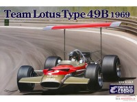 EBR20005 Lotus Type 49B 1969 Multimedia Kit