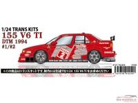 STU27TK2468 Alfa 155 V6 TI #1