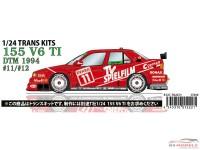 STU27TK2471 Alfa 155 V6 TI #11