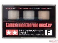 TAM87123 Tamiya Weathering master set F Multimedia Material