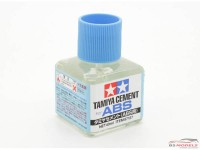 TAM87137 Tamiya Liquid cement for ABS Glue Material