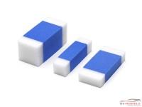 TAM87192 Tamiya Polishing compound sponges Multimedia Material