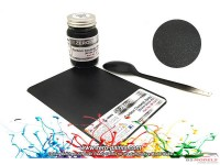 ZP1319 Carbon Ceramic grey paint 60ml Paint Material