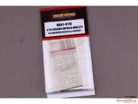 HD020178 Subaru Impreza WRX STI  PE + metal parts for AOS Multimedia Accessoires