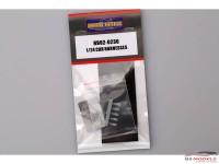 HD020236 Roadcar Harnesses PE + resin Multimedia Accessoires