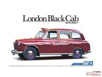 AOS054871 1985 Austin FX4 London Taxi Plastic Kit