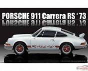 FUJ126586 Porsche 911 carrera RS  1973 Plastic Kit