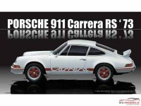 FUJ126586 Porsche 911 carrera RS  1973 Plastic Kit