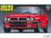 HAS20331 Lancia Delta HF Integrale 16V Plastic Kit