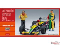 HAS20341 Formula Driver set  2 x 3pcs Plastic Kit