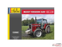 HEL81402 Massey Ferguson 2680 Plastic Kit