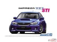 AOS052358 Subaru Impreza WRX  STI Plastic Kit