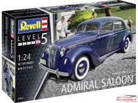 REV07042 Opel Admiral Saloon luxury class car Plastic Kit