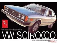 AMT925 Volkswagen Scirocco 1978 Plastic Kit