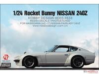 HD030533 RB Nissan 240Z Wide Body kit  For HAS Multimedia Transkit