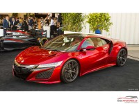 ZP1479-R559 Honda NSX (Acura) 2016 Curva Red Rosso Racing R559 paint 60ml Paint Material
