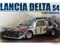 BEE24020 Lancia Delta S4   Martini racing team   Monte-Carlo 1986 Plastic Kit