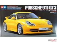 TAM24229 Porsche 911 GT3 Plastic Kit