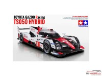 TAM24349 Toyota Gazoo Racing TS050 Plastic Kit