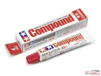 "TAM87068 Tamiya Polishing compound ""coarse"" Multimedia Material"