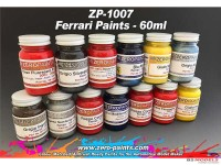 ZP1007-14 Ferrari Giallo Modena 4305 Yellow Paint Material