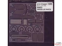 STU27FP2464R Ferrari Enzo upgrade parts Etched metal Accessoires