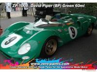 ZP1008 David Piper BP Green  60ml Paint Material