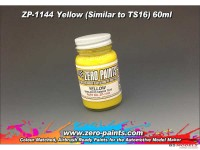 ZP1144 Yellow paint - similar to TS16   60 ml Paint Material