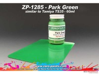 ZP1285 Park Green - similar to TS35  60ml Paint Material
