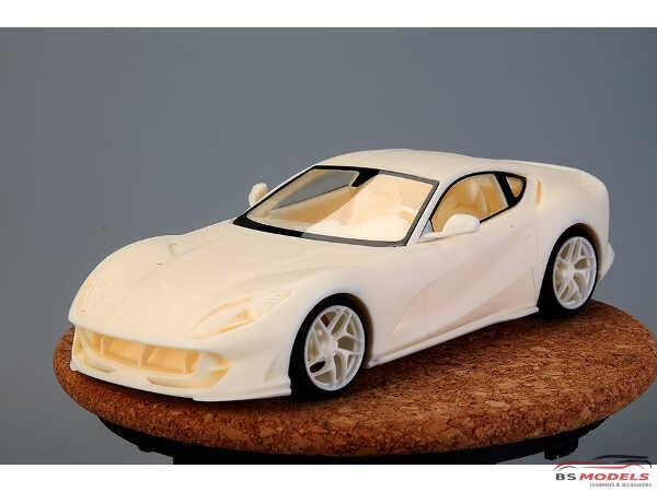 AM020008 Ferrari 812  full kit Multimedia Kit