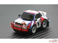 FW105 Porsche 911SC rally Multimedia Kit