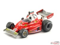 FW119 Ferrari 312T Multimedia Kit