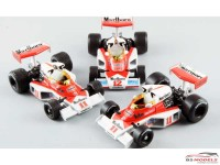 FW127 Mclaren M23 Multimedia Kit