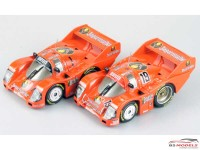 FW133-JAG Porsche 956 short  Jagermeister Multimedia Kit