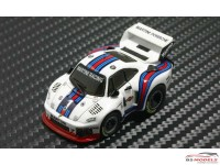 FW43-MART Porsche 935 Martini #40 Multimedia Kit