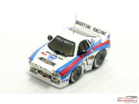 FW63 Lancia 037 rally Multimedia Kit