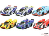 FW86-2 Porsche 917K #2 Multimedia Kit