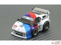 FW96-FACT BMW M1 Procar #28 Factory colors Multimedia Kit