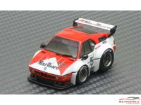 FW96-MARL BMW M1 Procar #5 Marlboro Multimedia Kit