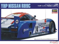 HAS20244 YPH  Nissan R89c Plastic Kit