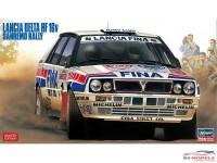 HAS20343 Lancia Delta HF 16V  San Remo Rally Plastic Kit