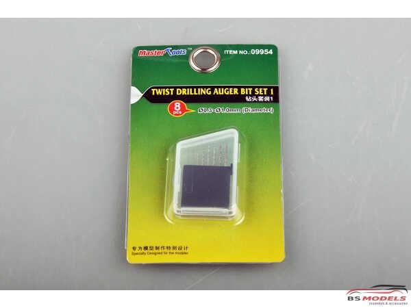 TRUM09954 Twist drilling bit set 1 Multimedia Tool