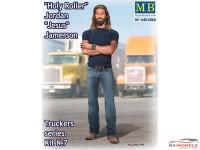 MB24060 Holy roller Jordan Jesus Jamerson Plastic Kit