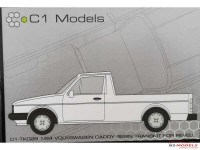 C1TK028 VW Caddy Mk1  Transkit Resin Transkit