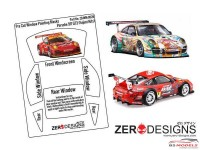 ZDWM0028 Porsche 911 GT3 Window painting masks (Fujimi) Multimedia Accessoires