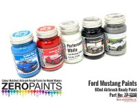 ZP1218-UJ 2010 Ford Mustang Shelby  Sterling Gray UJ  60 ml Paint Material