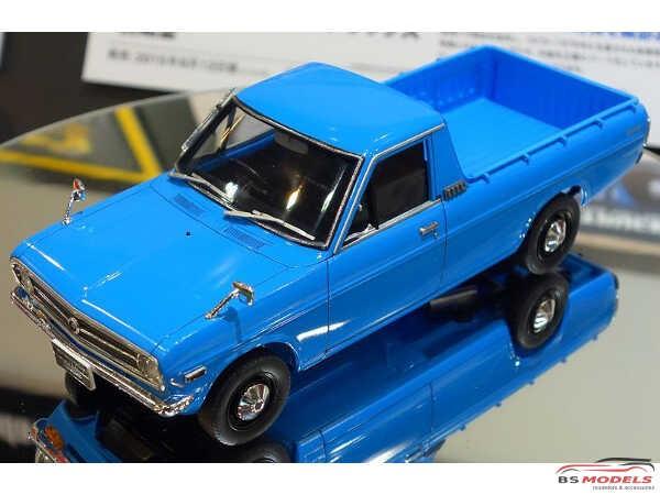 HAS20267 Nissan Sunny Truck 1973 (GB120) Long Body Plastic Kit